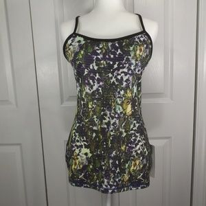 NWT Lululemon Power Y Tank Work Out Top 12